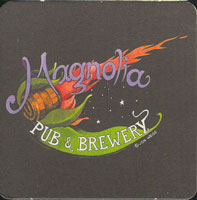 Beer coaster magnolia-1