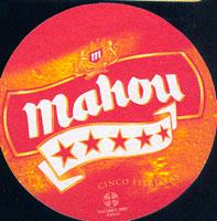 Pivní tácek mahou-1-oboje