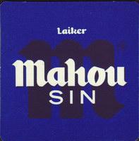 Pivní tácek mahou-32-oboje-small