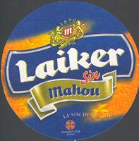 Pivní tácek mahou-4-oboje