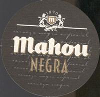 Pivní tácek mahou-6
