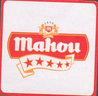 Pivní tácek mahou-7