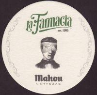 Pivní tácek mahou-77-oboje-small