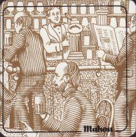 Pivní tácek mahou-88-small