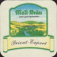 Beer coaster mall-brau-2-small