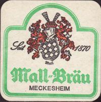 Beer coaster mall-brau-3-oboje-small