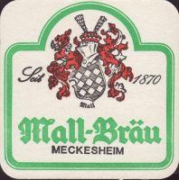 Beer coaster mall-brau-4-small