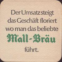 Beer coaster mall-brau-5-zadek-small