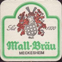Beer coaster mall-brau-6-small