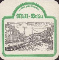 Beer coaster mall-brau-6-zadek-small