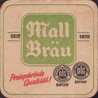 Beer coaster mall-brau-7-zadek-small