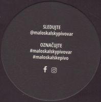 Pivní tácek maloskalsky-2-zadek-small
