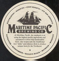 Beer coaster maritime-pacific-1-zadek
