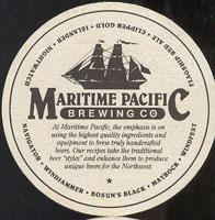 Beer coaster maritime-pacific-1-zadek
