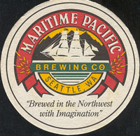 Beer coaster maritime-pacific-1