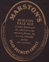 Pivní tácek marstons-32-zadek-small