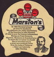 Pivní tácek marstons-37-zadek-small