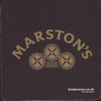 Pivní tácek marstons-58-small