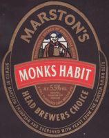 Pivní tácek marstons-89-small