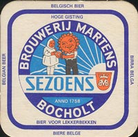 Beer coaster martens-1
