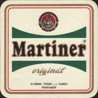 Pivní tácek martiner-12