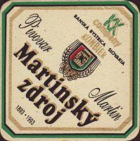 Pivní tácek martiner-16