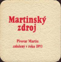 Pivní tácek martiner-17-zadek-small