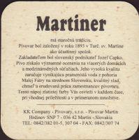 Pivní tácek martiner-18-zadek-small