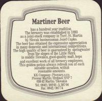 Pivní tácek martiner-20-zadek-small