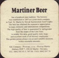 Pivní tácek martiner-23-zadek-small