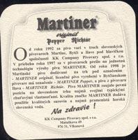 Pivní tácek martiner-3-zadek