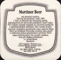 Pivní tácek martiner-7-zadek