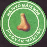 Pivní tácek martins-12-small