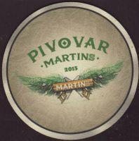 Pivní tácek martins-16-small