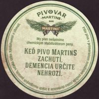 Pivní tácek martins-18-zadek-small