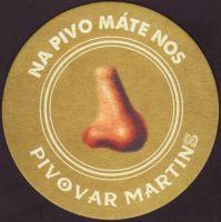 Pivní tácek martins-2-small