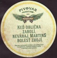 Pivní tácek martins-24-zadek-small