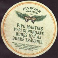 Pivní tácek martins-26-zadek-small