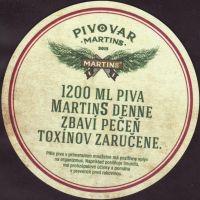 Pivní tácek martins-28-zadek-small