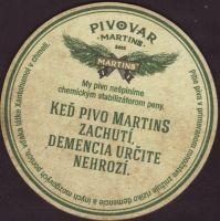 Pivní tácek martins-30-zadek-small