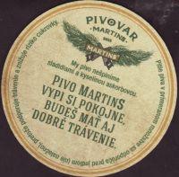 Pivní tácek martins-31-zadek-small