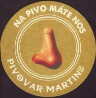 Pivní tácek martins-34-small