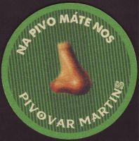 Pivní tácek martins-4-small