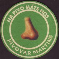 Pivní tácek martins-5-small
