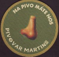 Pivní tácek martins-6-small