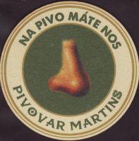 Pivní tácek martins-8-small