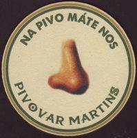Pivní tácek martins-9-small