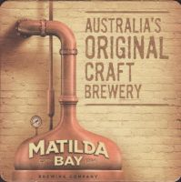 Beer coaster matilda-bay-22-small