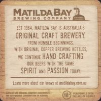 Beer coaster matilda-bay-22-zadek-small