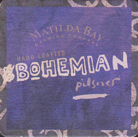 Beer coaster matilda-bay-6